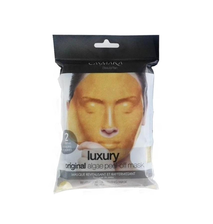 CASMARA Набор Бьюти для лица Люкс х 2 (оживляющая и укрепляющая альгинатная маска 2 шт, оживляющий крем для лица 4 мл х 2 шт) - Наборы