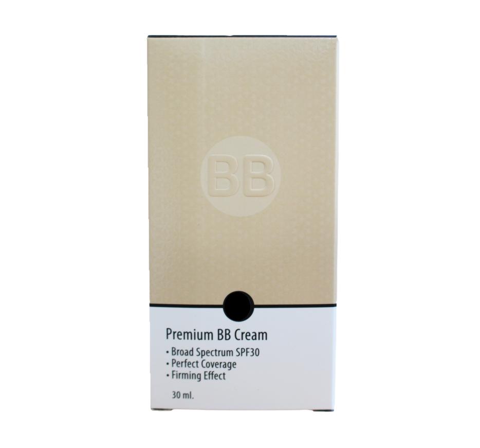 ANNA LOTAN ВВ-крем эксклюзивный тонирующий Премиум с SPF 30, тон 0 / Premium BB Cream 30 мл
