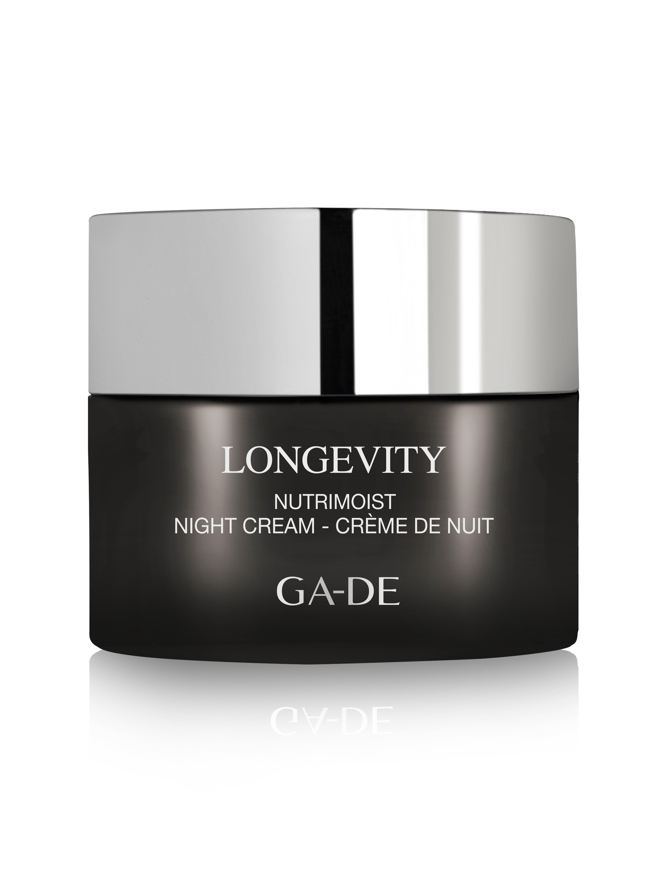 GA-DE Крем ночной / LONGEVITY NUTRIMOIST 50 мл тональные кремы ga de стойкий тональный крем longevity spf 20 502 тон
