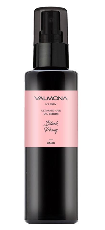Купить EVAS Сыворотка для волос Черный пион / VALMONA ULTIMATE HAIR OIL SERUM, BLACK PEONY 100 мл