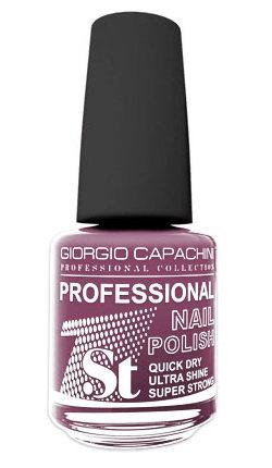 Купить GIORGIO CAPACHINI 105 лак для ногтей / 1-st Professional 16 мл, Фиолетовые