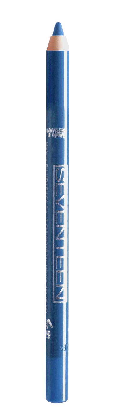 SEVENTEEN Карандаш водостойкий с витамином Е для век, 39 полночное синее небо / Super Smooth W/P & Longstay 1,2 г