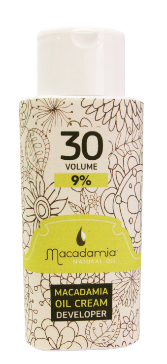 MACADAMIA NATURAL OIL Окислитель 9% / Cream Color 150 мл