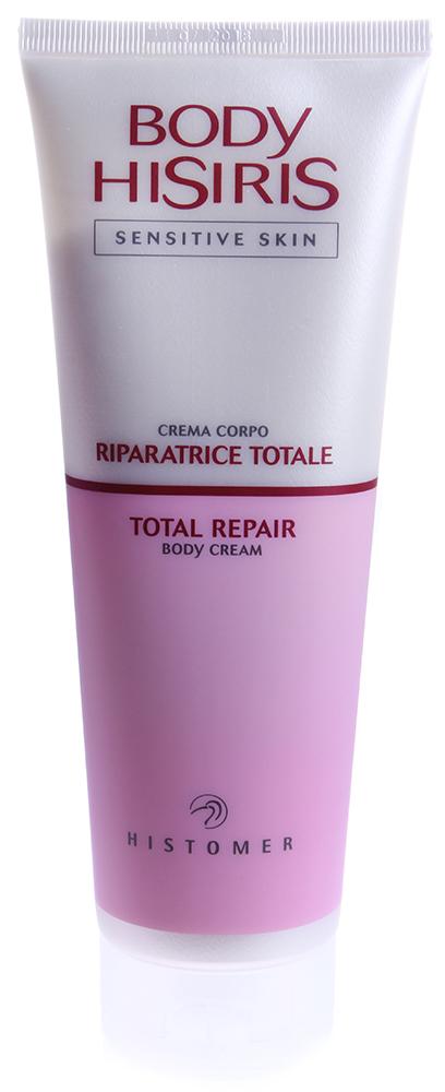 HISTOMER Крем восстанавливающий для тела / HISIRIS BODY 400млКремы<br>Корректируют гиперпигментацию, предотвращают врастание волос и воспаления, делают сосудистую сетку менее заметной. Восстановление кожи после эпиляции и бритья. Способ применения: Наносить на чистую сухую кожу 2 раза в день.<br>