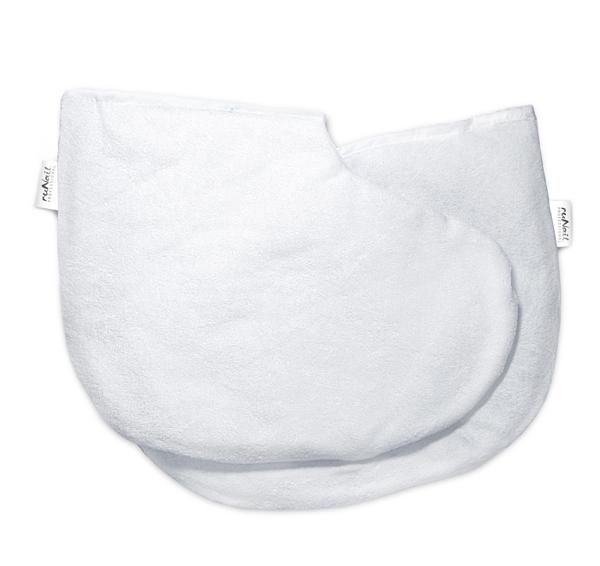 RuNail Валенки косметические махровые, белые 2 шт -  Термоноски