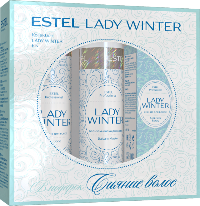 ESTEL PROFESSIONAL ���������� ��������� ������ ����� / Estel Lady Winter