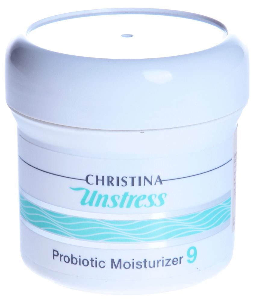 CHRISTINA �������� ����������� � �������������� ��������� (��� 9) / Probiotic Moisturizer UNSTRESS 150��