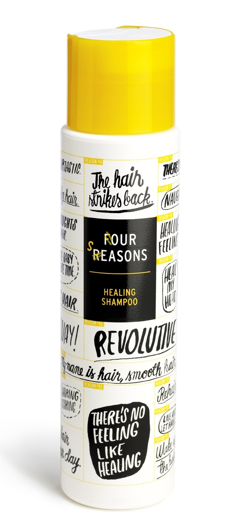 KC PROFESSIONAL ������� ������������� ��� ������������� ����� / Healing Shampoo FOUR REASONS 300��