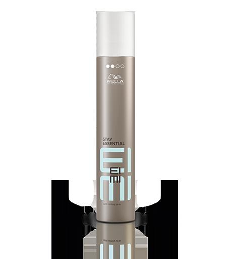 WELLA Лак для волос легкой фиксации / EIMI 300млЛаки<br>Степень фиксации - 2. Лак для волос легкой фиксации STAY ESSENTIAL Легкий лак фиксирует укладку, сохраняя абсолютную естественность волос. Помогает защитить волосы от влаги, UV-лучей и воздействия высоких температур во время укладки. Wella EIMI Лаки для волос - Новый цветочный аромат: ноты магнолии и средиземноморских цитрусов - Новая технология сухого распыления (для аэрозольных лаков).&amp;nbsp;Лаки EIMI обеспечивают защиту от ультрафиолетовых лучей, высоких температур и влажности. Сегодня лаки для волос используются не только для фиксации укладки, но и для создания самой укладки. Способ применения: равномерно распылите на волосы, держа флакон на расстоянии вытянутой руки.<br><br>Объем: 300 мл