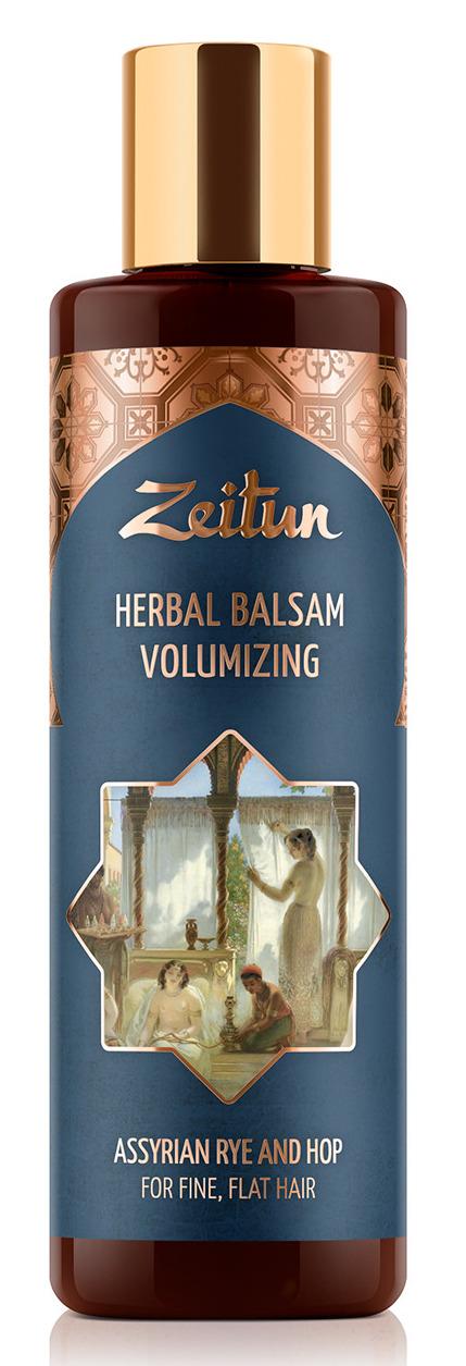 Купить ZEITUN Фито-бальзам для густоты и объема волос 200 мл