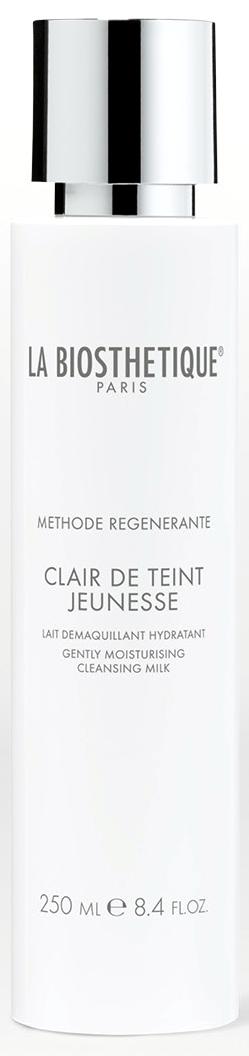 LA BIOSTHETIQUE Молочко очищающее увлажняющее / Clair De Teint Jeunesse 250 мл -  Молочко