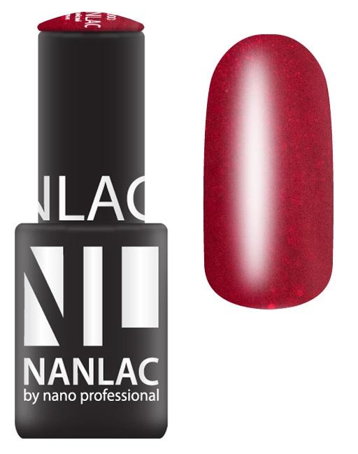 NANO PROFESSIONAL 2072 гель-лак для ногтей, о тебе / NANLAC 6 мл