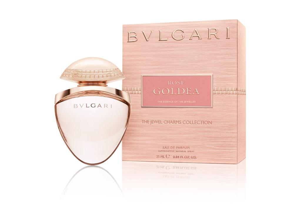 Купить BVLGARI Вода парфюмерная женская Bvlgari Rose Goldea 25 мл
