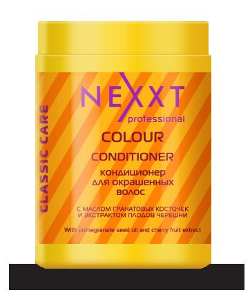 NEXXT professional Кондиционер для окрашенных волос / COLOUR CONDITIONER 1000 мл