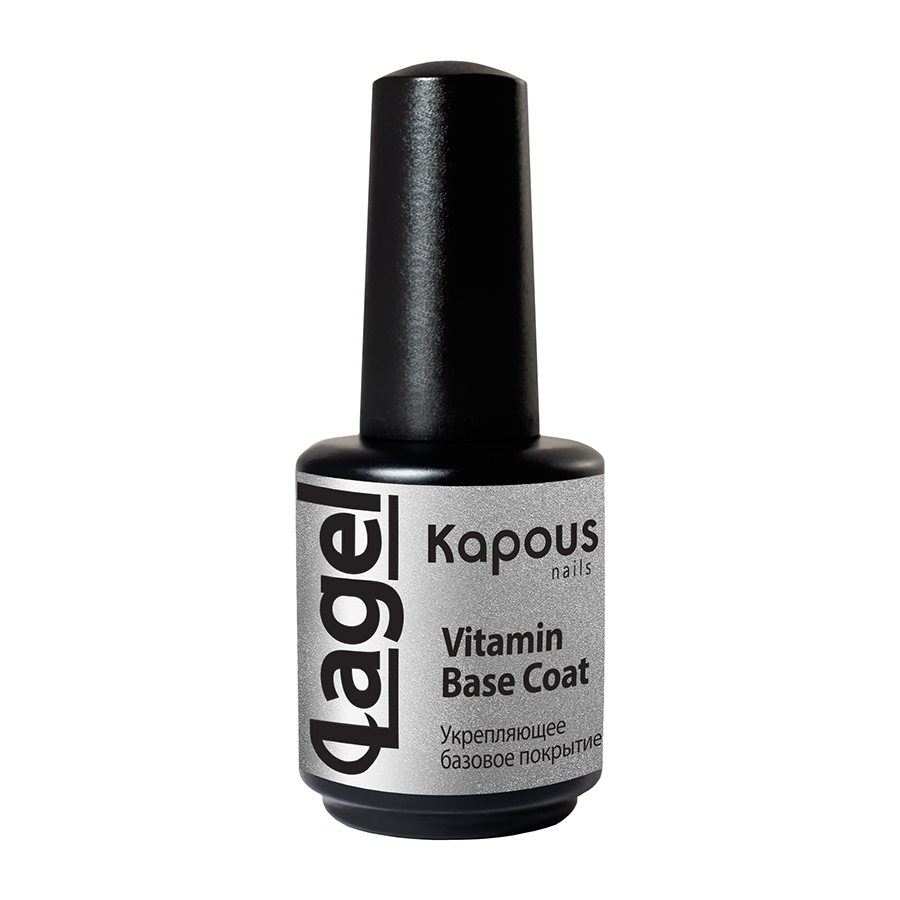 Купить KAPOUS Покрытие базовое укрепляющее / Vitamin Base Coat 15 мл