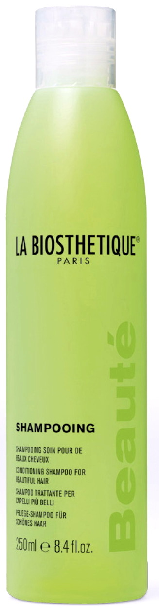 LA BIOSTHETIQUE Шампунь фруктовый для всех типов волос / Shampooing Beaute 250 мл la biosthetique la crem beaute contour крем люкс для контура глаз и губ 15 мл