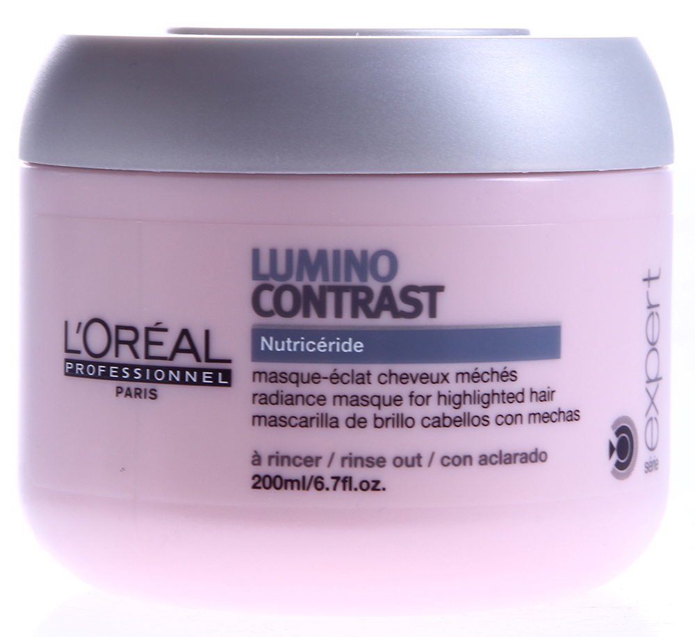 LOREAL PROFESSIONNEL Маска для мелированных волос / ЛЮМИНО КОНТРАСТ 200мл