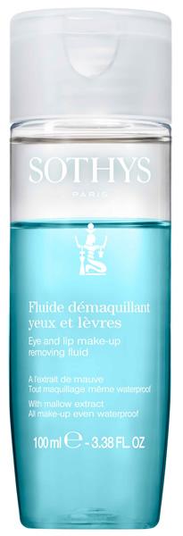 Купить SOTHYS Средство с экстрактом мака для снятия макияжа с глаз и губ / ESSENTIAL PREPARING TREATMENTS 100 мл