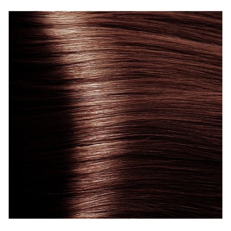 KAPOUS 5.4 крем-краска для волос / Hyaluronic acid 100мл