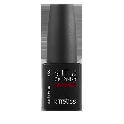 KINETICS 322S гель-лак для ногтей / SHIELD TRUE Beauty 11 мл