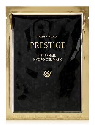 TONYMOLY Маска гидрогелевая для лица / Prestige Jeju Snail Hydro-Gel Mask 38 г