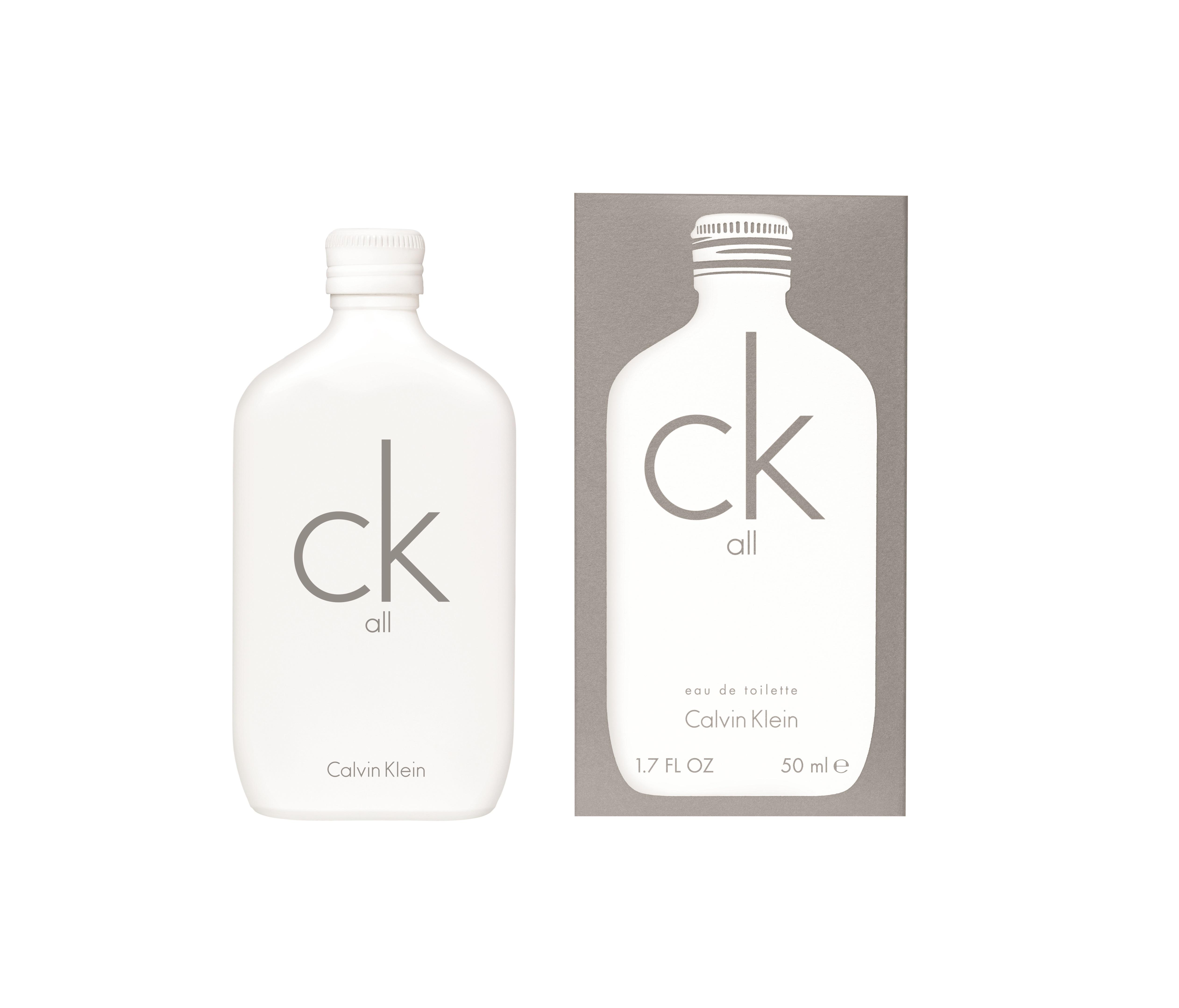 Купить со скидкой CALVIN KLEIN Вода туалетная для мужчин и женщин Calvin Klein Ck All 50 мл