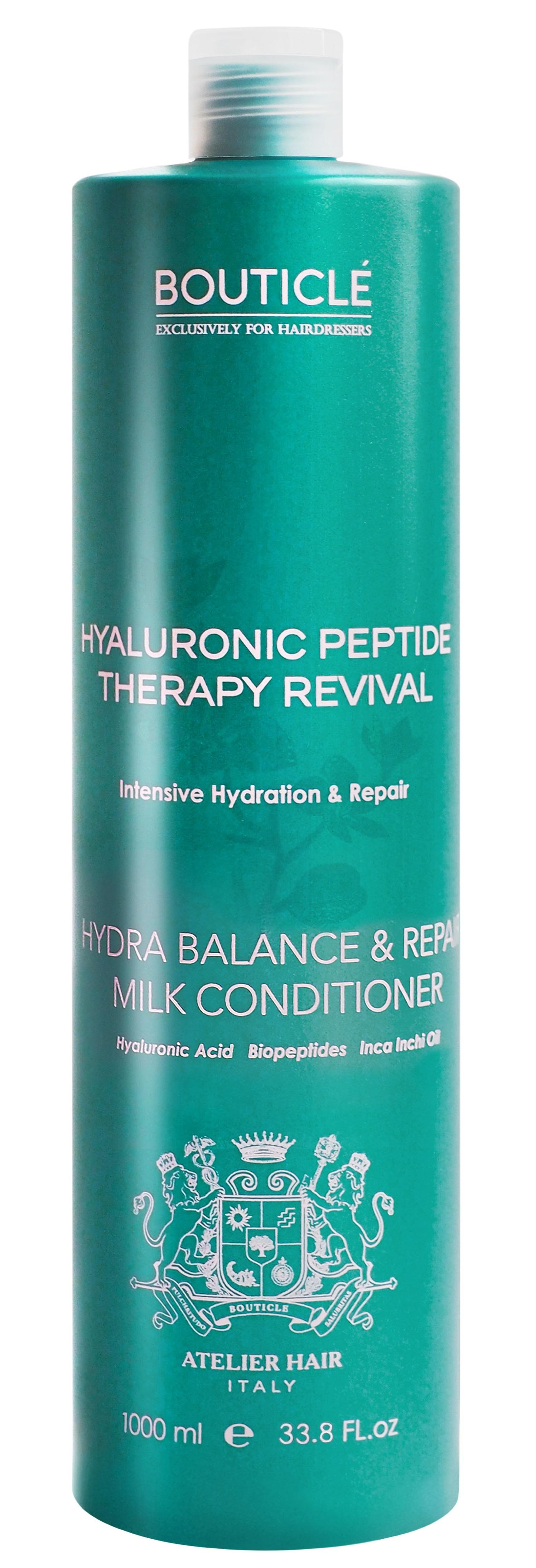 Купить BOUTICLE Кондиционер увлажняющий для поврежденных волос / Hydra Balance & Repair Milk Conditioner 1000 мл