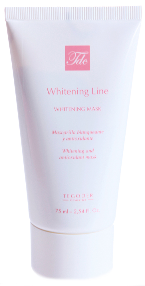 TEGOR Маска осветляющая / Whitening LUX Mask