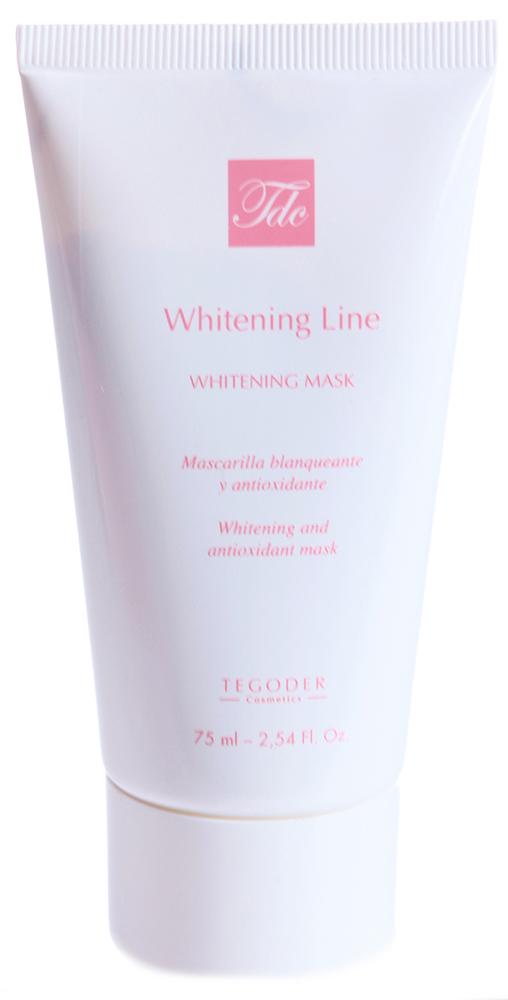 TEGOR Маска осветляющая / Whitening LUX Mask 100мл