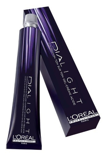LOREAL PROFESSIONNEL 6.8 краска для волос / ДИАЛАЙТ 50мл