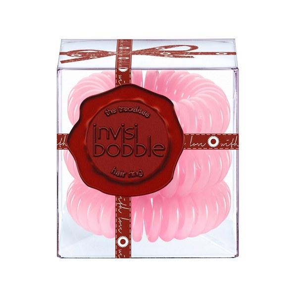 INVISIBOBBLE Резинка-браслет для волос / Candy Cane invisibobble резинка браслет для волос queen of the jungle
