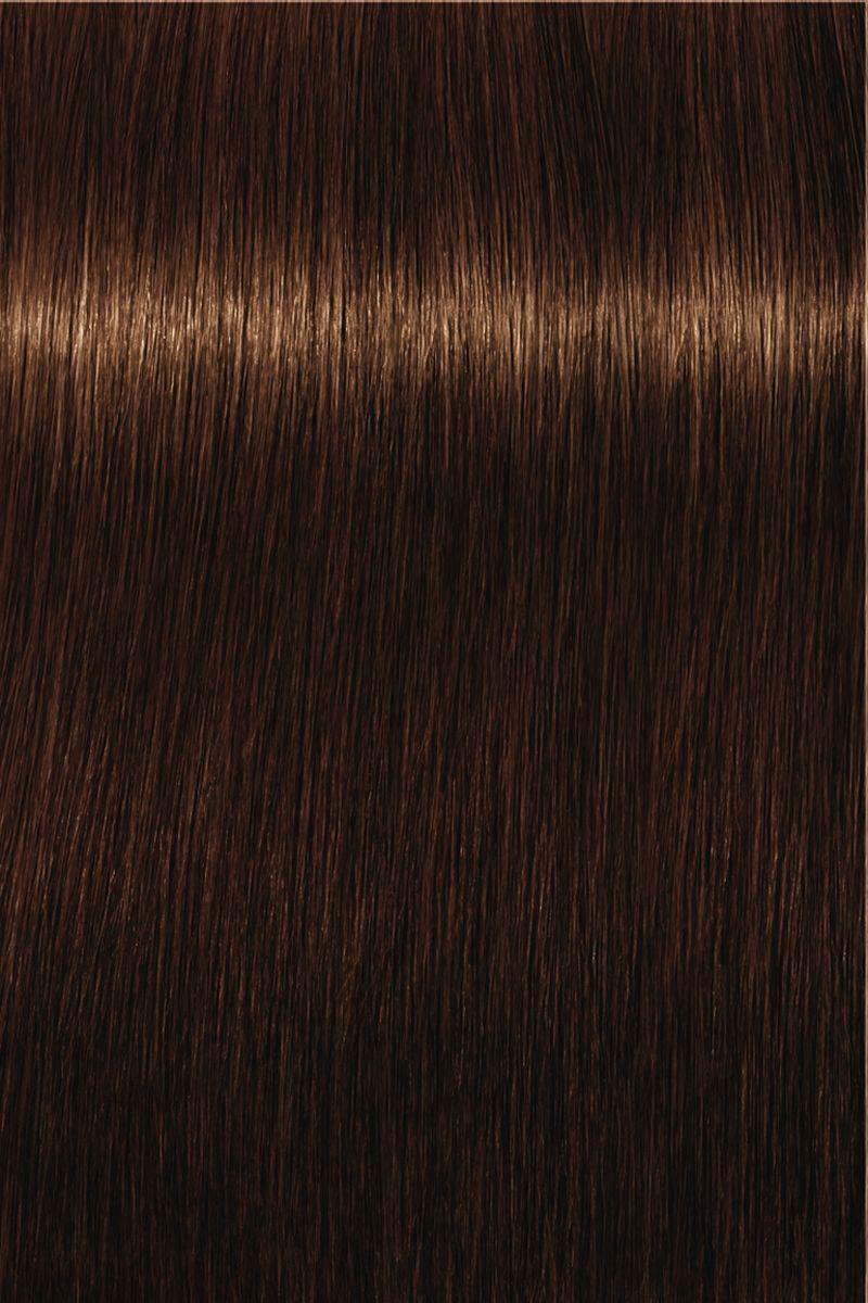 Купить INDOLA 4.35 краситель перманентный, средний коричневый золотистый махагон / NATURAL&ESSENTIALS 60 мл