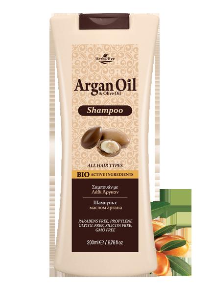 MADIS Шампунь с маслом арганы для всех типов волос / ArganOil 200 мл