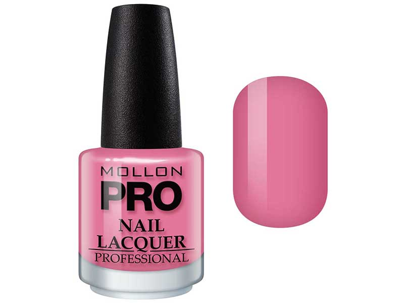 MOLLON PRO ��� ��� ������ � ������������ / Hardening Nail Lacquer 155 15��