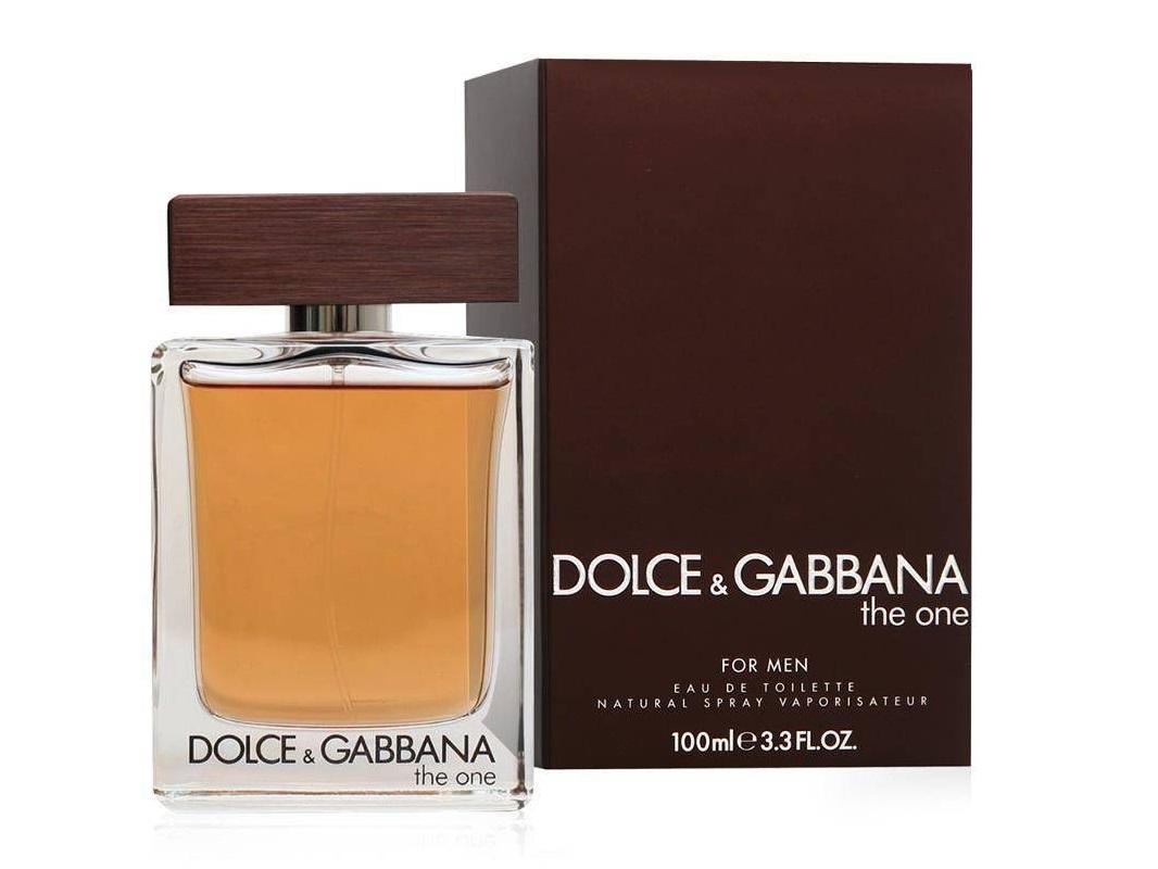 Купить DOLCE&GABBANA Вода туалетная мужская Dolce&Gabbana The One For Men 100 мл