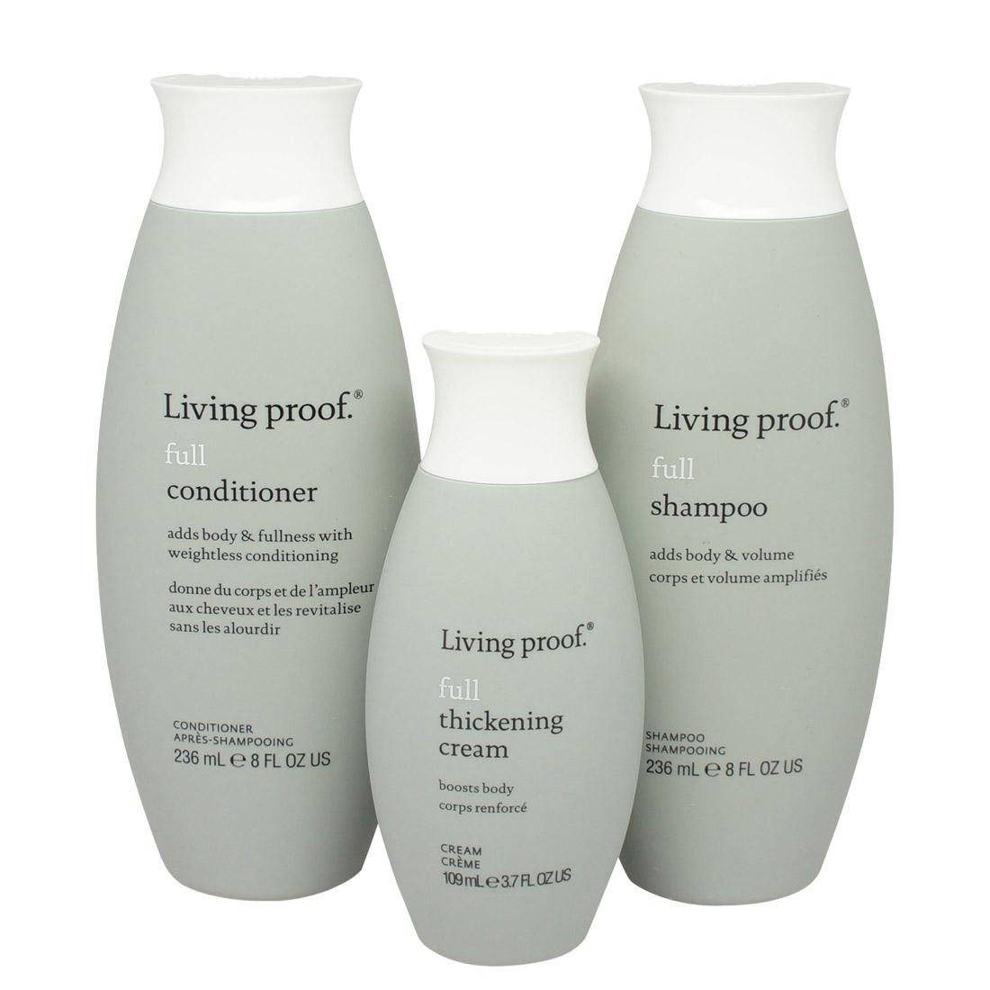 Купить LIVING PROOF Набор для объема волос / FULL 2*236 мл + 109 мл