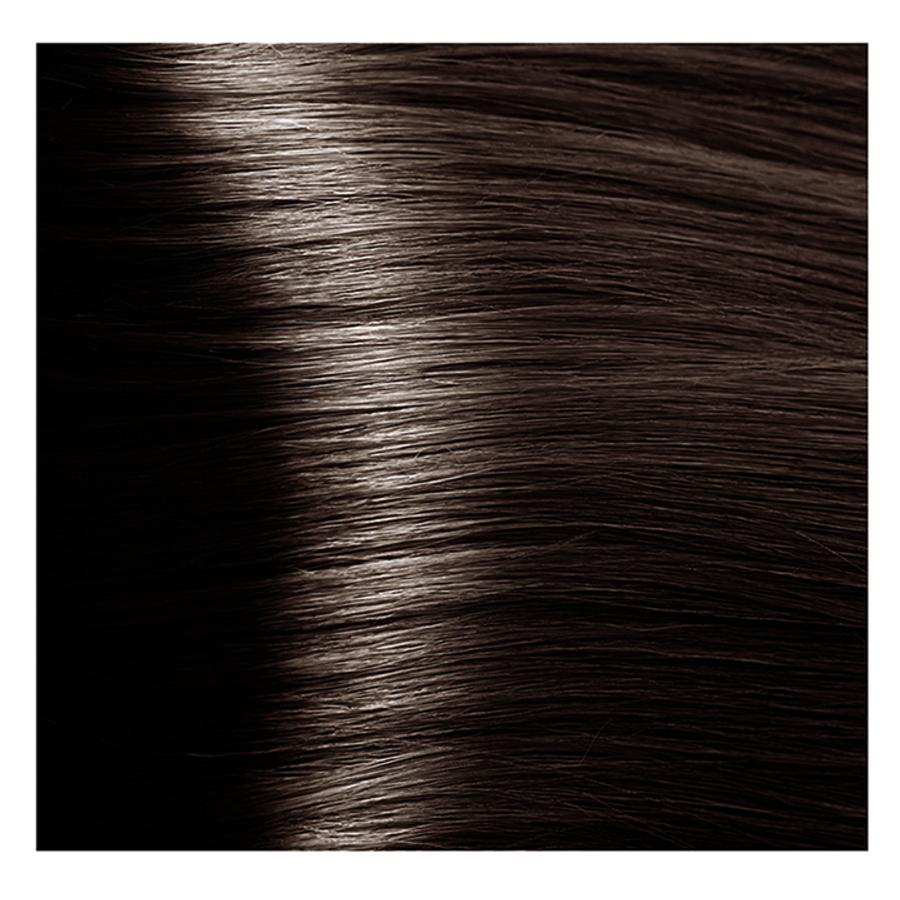 KAPOUS 5.757 крем-краска для волос / Hyaluronic acid 100мл краска для волос kapous professional hyaluronic acid hair color серебро