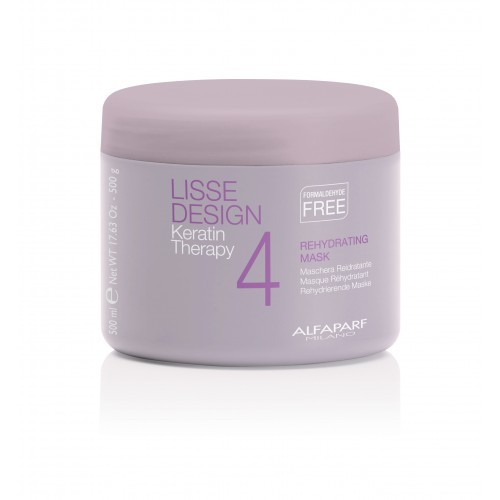 ALFAPARF MILANO ����� ����������� ����������� ����������������� ��� ����� / LISSE DESIGN REHYDRATING MASK 500�