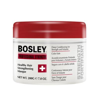 BOSLEY Маска оздоравливающая укрепляющая 200мл