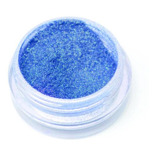 Купить TNL PROFESSIONAL Втирка металлическая для ногтей, синяя 1 г