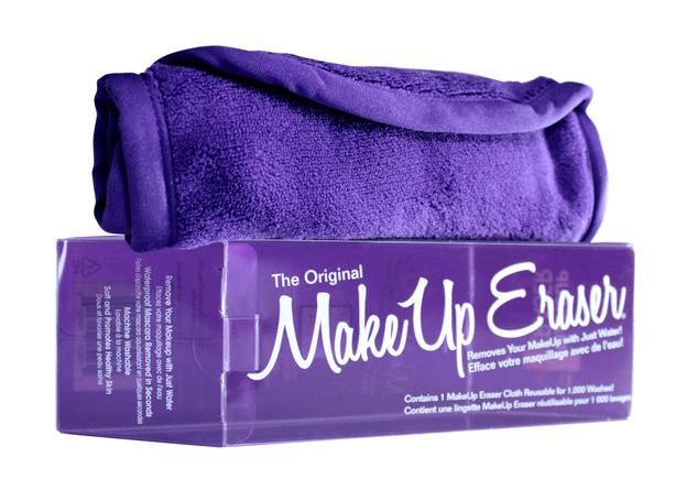 MAKEUP ERASER Материя умная для снятия макияжа, фиолетовая умная материя для снятия макияжа розовая makeup eraser