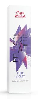WELLA PROFESSIONALS Краска оттеночная для ярких акцентов, сиреневый шифон / CF CREATE 60 мл