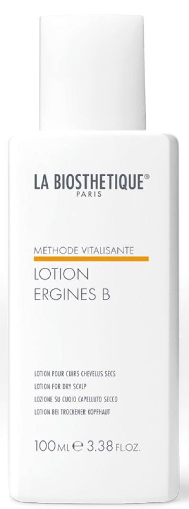 LA BIOSTHETIQUE Лосьон для сухой кожи головы / Ergines B 100 мл