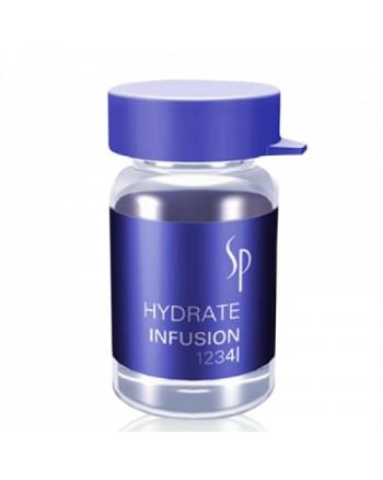 WELLA SP Эликсир для увлажения волос/ SP Hydrate Infusion 1*5мл -  Эликсиры