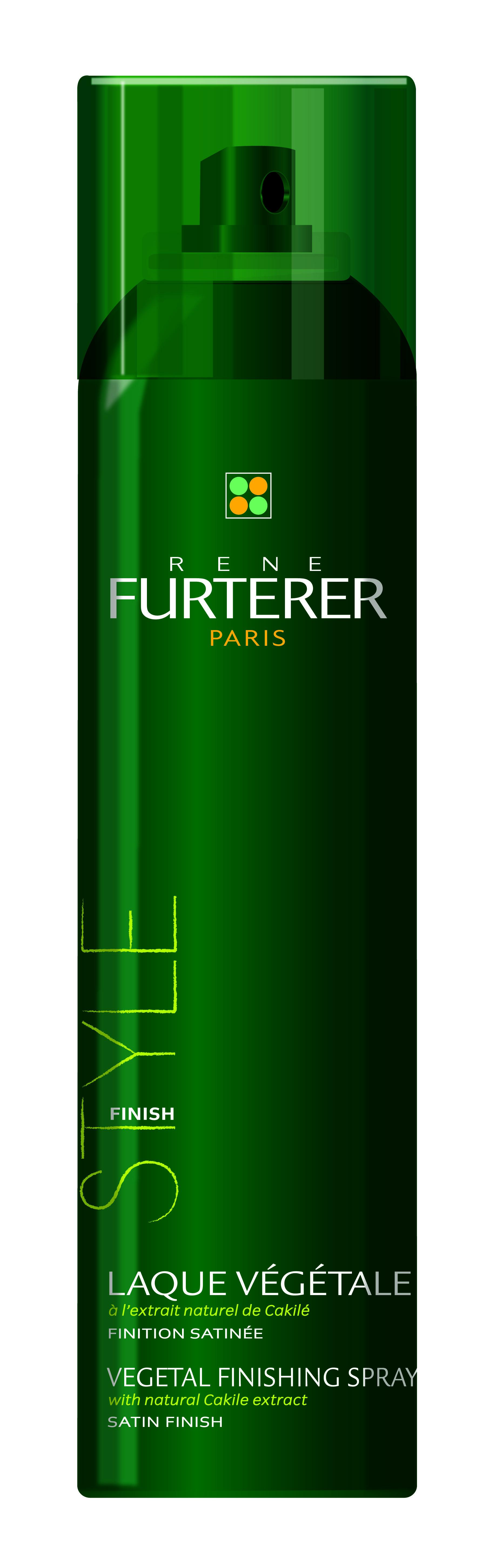 RENE FURTERER Лак растительный с натуральным экстрактом горчицы для волос / Style 300 мл