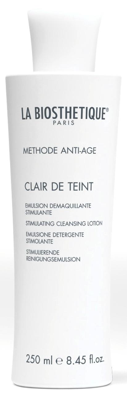LA BIOSTHETIQUE Эмульсия очищающая мягко стимулирующая для сухой, уставшей кожи / Clair de Teint Stimulant 250 мл