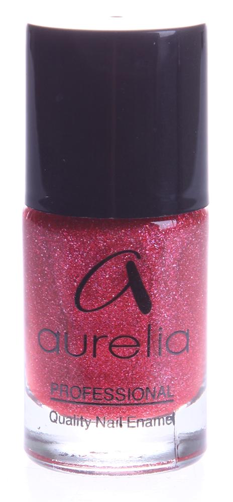 AURELIA 209 лак для ногтей / PROFESSIONAL 13мл~Лаки<br>&amp;laquo;Розовый восторг&amp;raquo;- розово-красный лак призматический &amp;ndash; с эффектом  звездной радуги  Aurelia Professional &amp;mdash; лаки профессионального качества и эксклюзивных цветов на основе инновационных пигментов последнего поколения, часто обновляемые в соответствии с модными тенденциями сезона. Способ применения: Нанесите лак для ногтей, равномерно распределив по всей ногтевой пластине. Лак можно наносить на чистые ногти, но для более стойкого эффекта рекомендуется использовать базовое и верхнее покрытия.<br><br>Цвет: Розовые<br>Объем: 13<br>Виды лака: С блестками