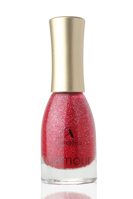 AURELIA 121G лак для ногтей / Glamour, 13 мл