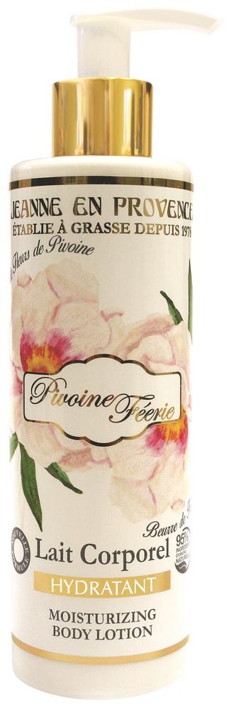 Купить JEANNE EN PROVENCE Лосьон увлажняющий для тела Сказочный пион 250 мл