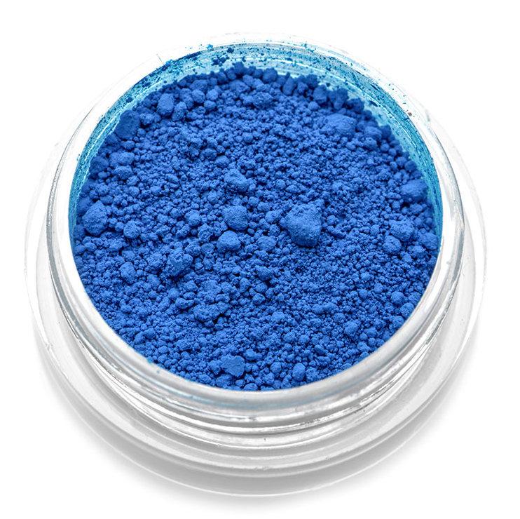 TNL PROFESSIONAL Пигмент неоновый для ногтей, синий 1 г